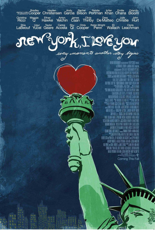 Нью-Йорк, я люблю тебе / Нью-Йорк, я люблю тебя / New York, I Love You (2009/UKR/RUS) DVDRip