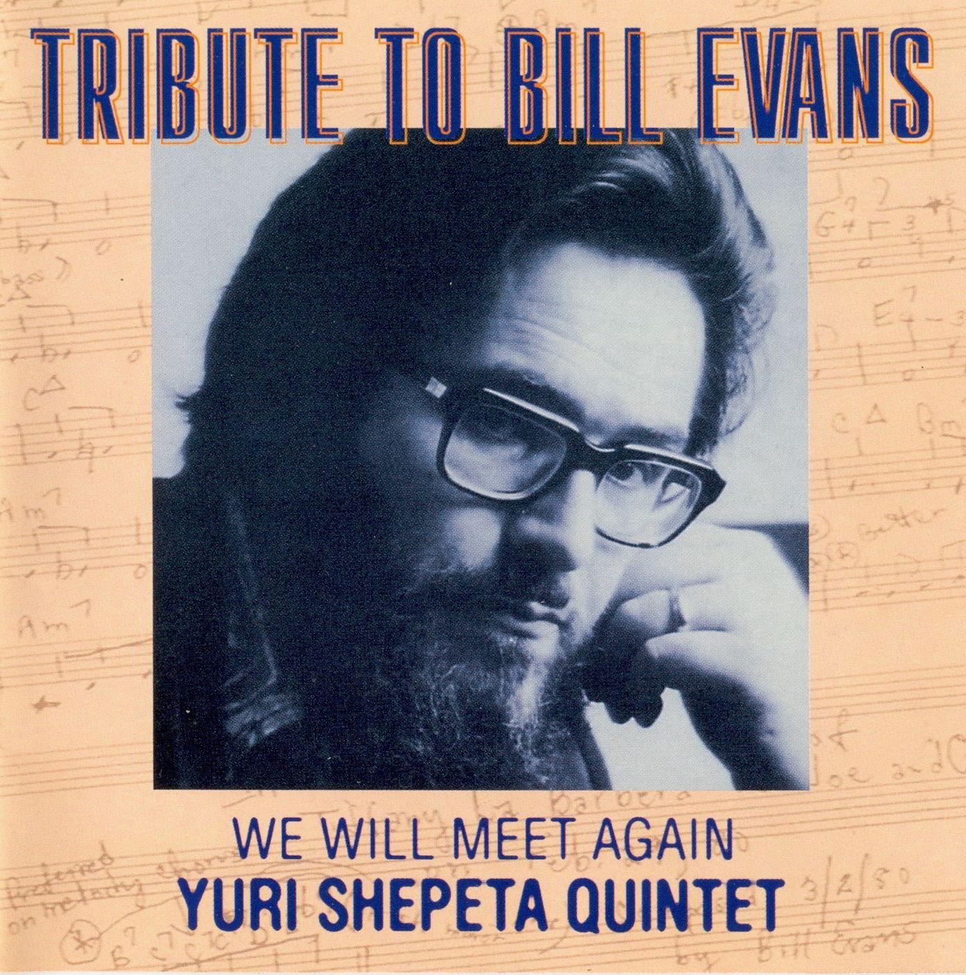 bill evans we will meet again sheet