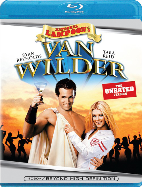 Вен Вайлдер — король вечірок / Van Wilder / National Lampoon's Van Wilder [Unrated] (2002) 720p Ukr/Eng | Sub Eng