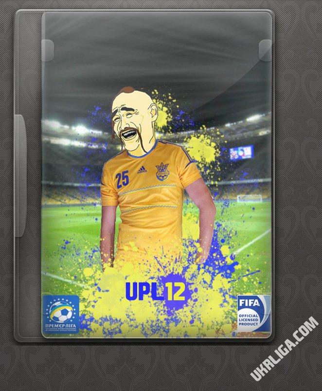 [Win] FIFA 12 Українська ліга 1.0 (2012)
