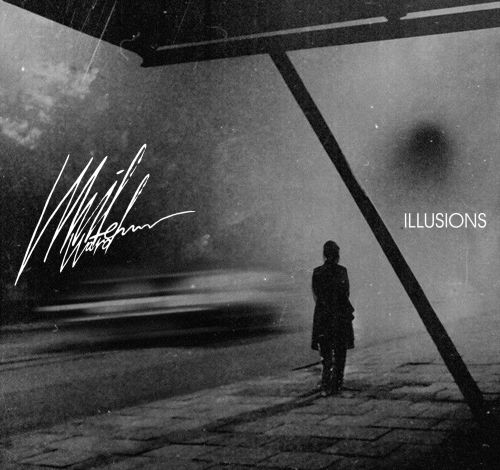 White Ward - Illusions (EP) (2012) [MP3] | Post-Black Metal / Shoegaze