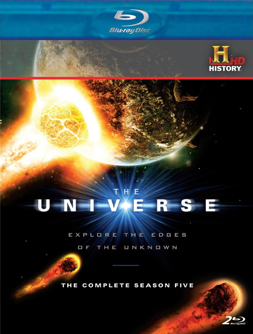 Всесвіт (сезон 5) / The Universe (season 5) (2010) 720p Ukr/Eng | Sub Eng