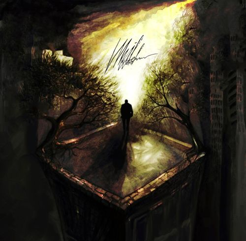 White Ward - When Gift Becomes Damnation & Inhale My Despair (demo) (2012) [MP3] | Post-Black Metal