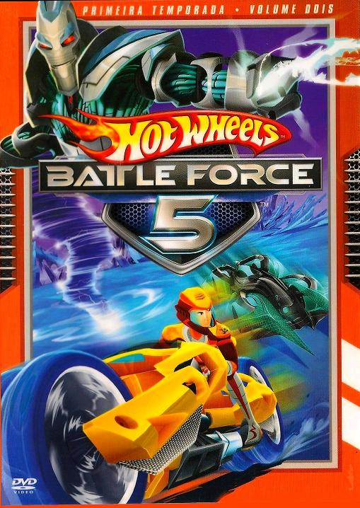 Хот Вілс [Сезон 2] / Hot Wheels: Battle Force 5 [Season 2] (2010-2011)