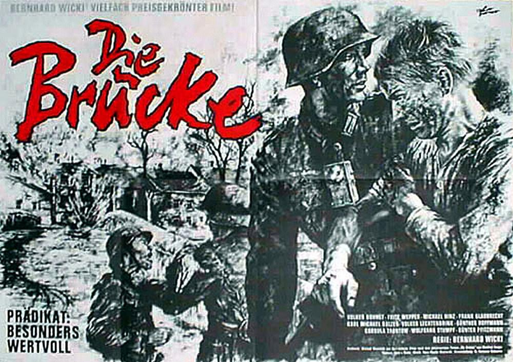 Міст / die brücke (1959) dvdrip ger | sub ukr