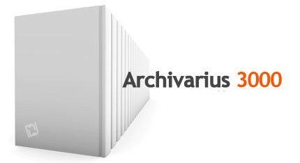 Архіваріус 3000 / Archivarius 3000 4.57 (2013) Ukr/Multi45