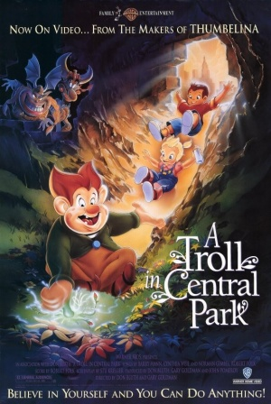 Троль у Центральному парку / A Troll in Central Park (1994) Eng | sub Ukr