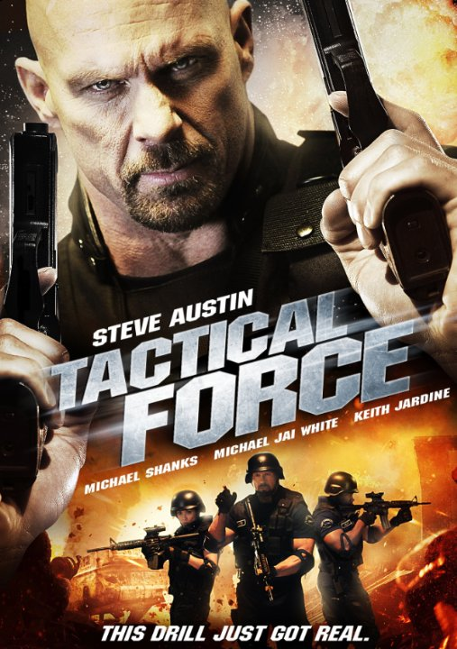 Тактична сила / Tactical Force (2011) 720p Ukr/Eng