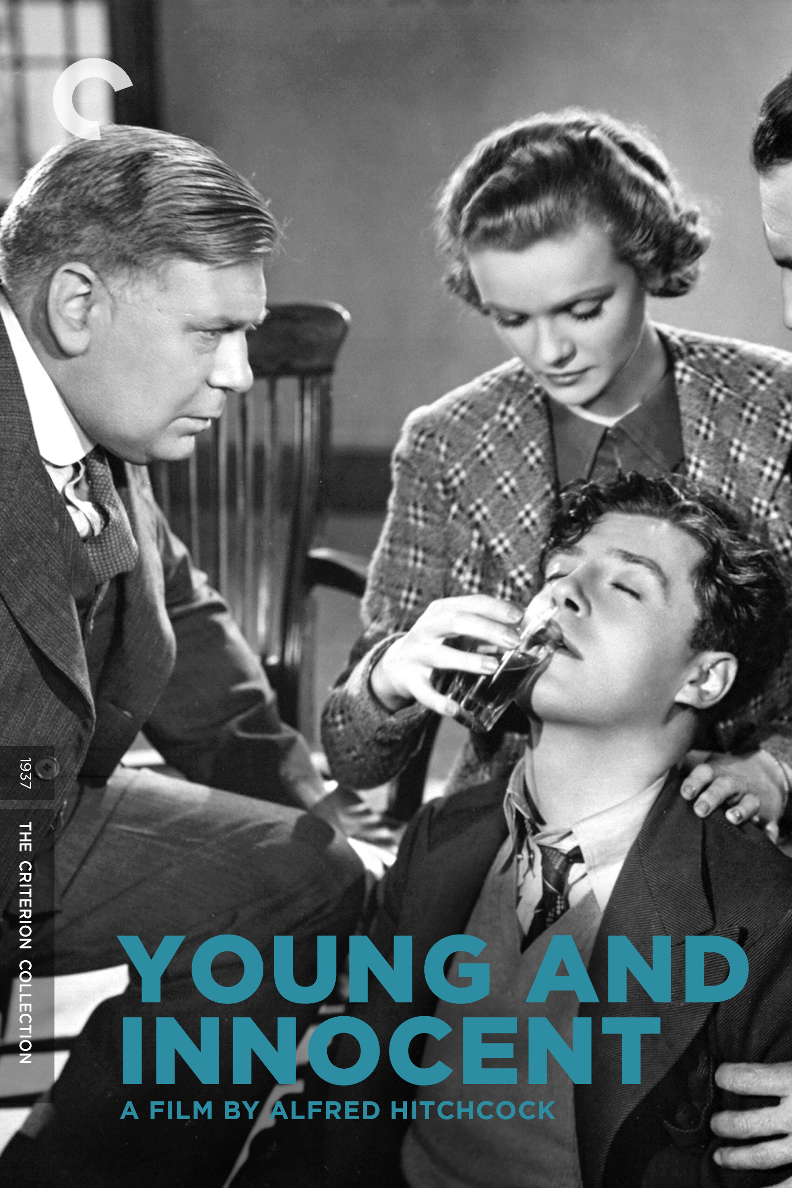 Молодий і невинний / Young and Innocent / The Girl Was Young (1937) 720p Ukr/Eng | Sub Eng