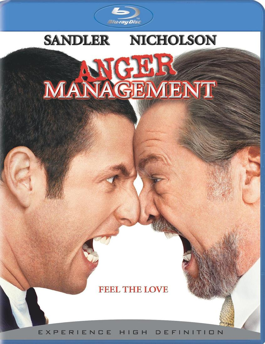 Контроль над гнівом / Anger Management (2003) 720p Ukr/Eng | Sub Eng