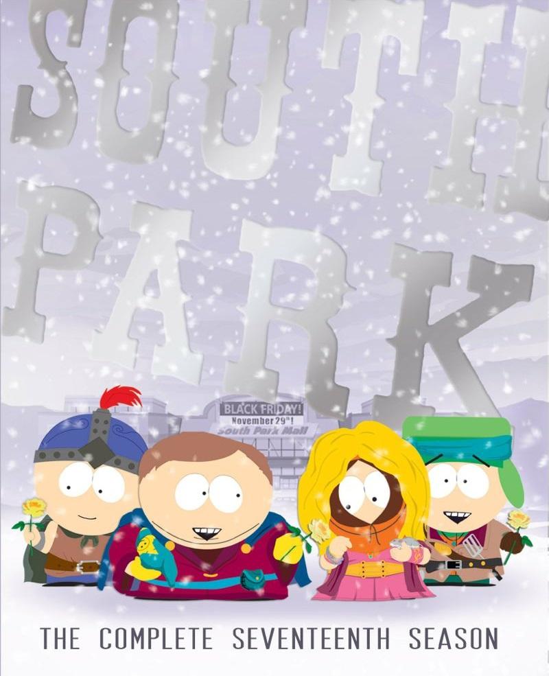 саус парк сезон 6