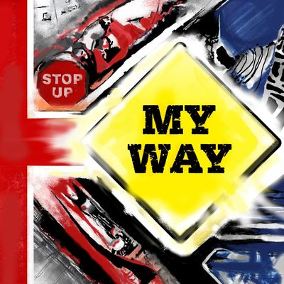 My Way - Stop Up (2014) [MP3] | Rock / Female Vocal