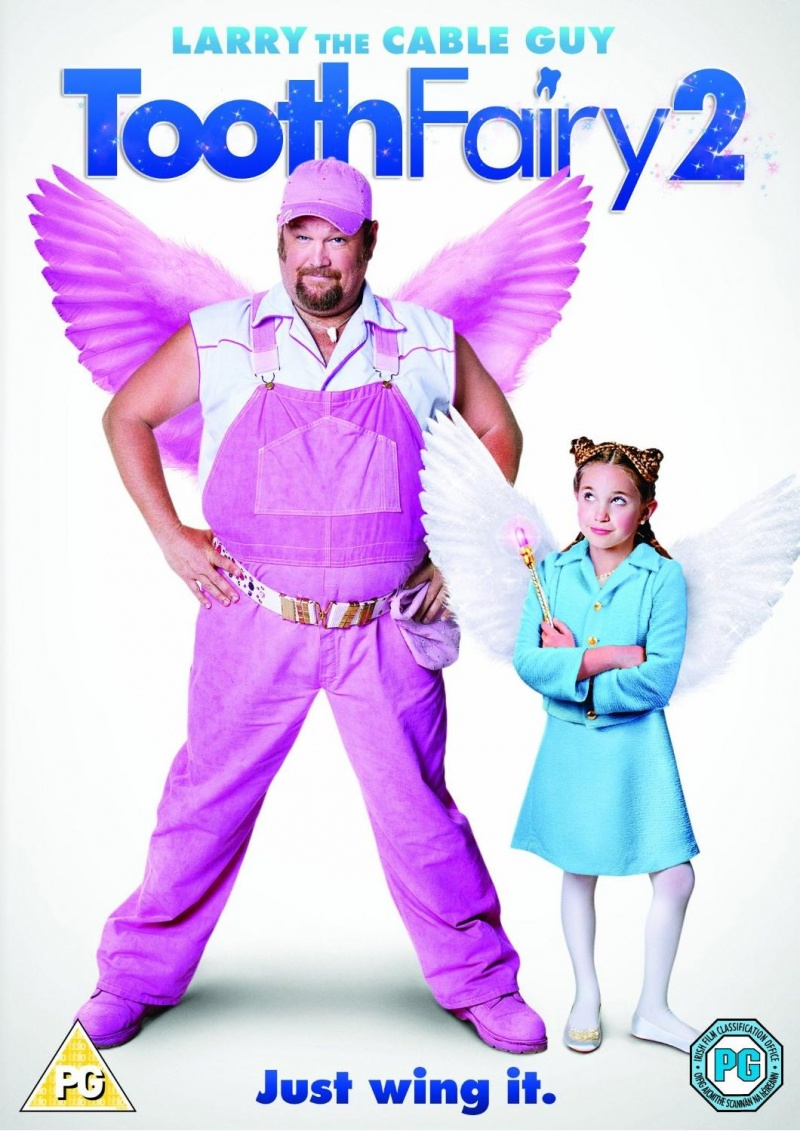 Зубна фея 1-2 / Tooth Fairy 1-2 (2010/2012)