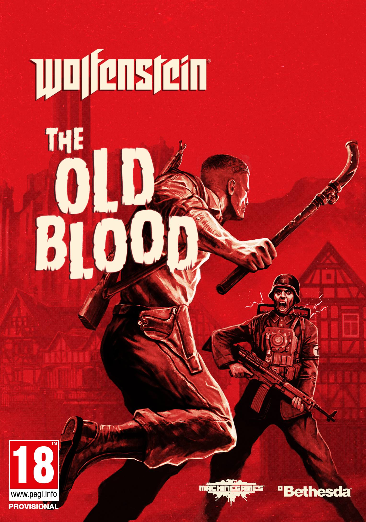 [Win] Wolfenstein: The Old Blood (2015) Українізатор