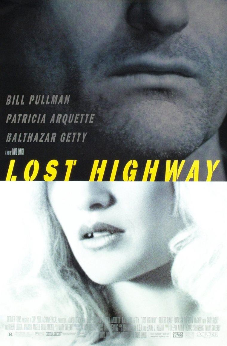 постер Шосе в нікуди / Lost Highway (1997)