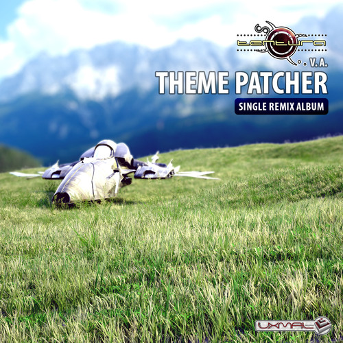 Tentura - Theme Patcher (Remixes) (2014) [MP3] | Electronic / Psychedelic Chillout
