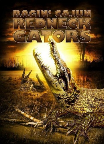 Алея алігатора / Ragin Cajun Redneck Gators / Alligator Alley (2013) Ukr/Eng