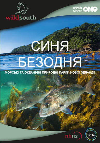 Синя безодня (Сезон 1) / Our Big Blue Backyard (Season 1) (2014) 720p Ukr/Eng