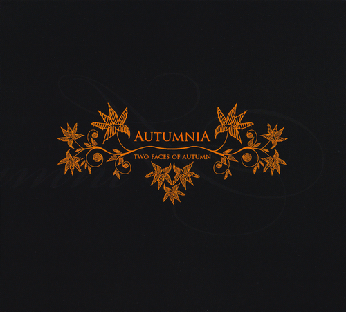 Autumnia - Two Faces Of Autumn (Compilation) (2CD) (2015) [FLAC] | Doom / Death Metal