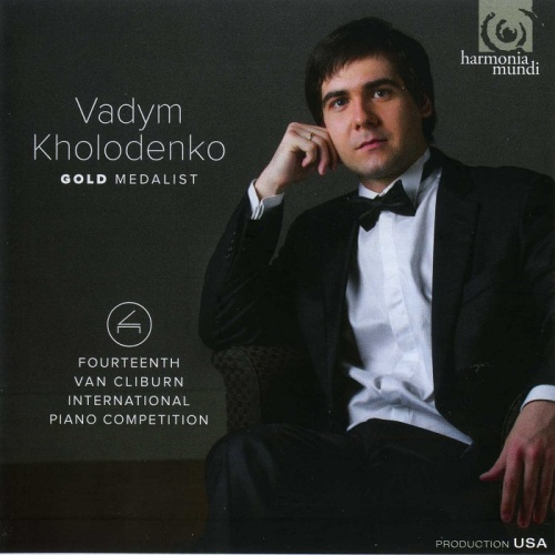 Вадим Холоденко - 14th Van Cliburn International Piano Competition (2013) [] | Classical