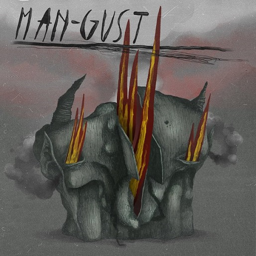 Man-Gust - Man-Gust (2016) [MP3] | Hard Rock
