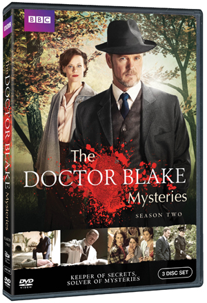 Доктор Блейк (Сезони 2-3) / The Doctor Blake Mysteries (Seasons 2-3) (2014-2015) Ukr/Eng