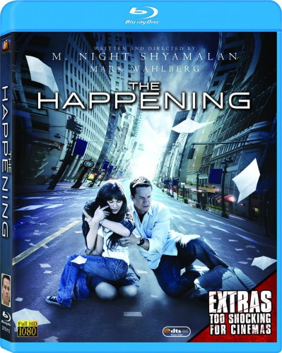 Явище / The Happening (2008) 1080p 2xUkr/Eng | Sub Ukr/Eng