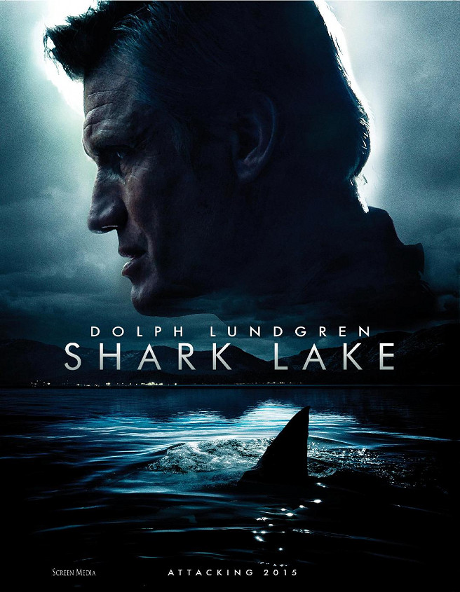 Озеро акул / Shark Lake (2015) Ukr/Eng