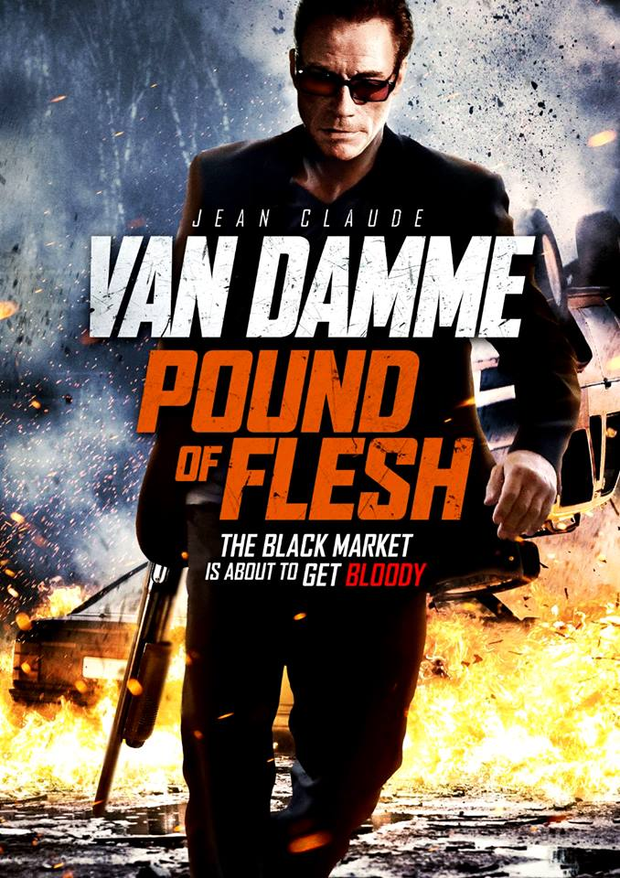 Фунт плоті / Pound Of Flesh (2015) AVC 2xUkr/Eng | Sub Eng