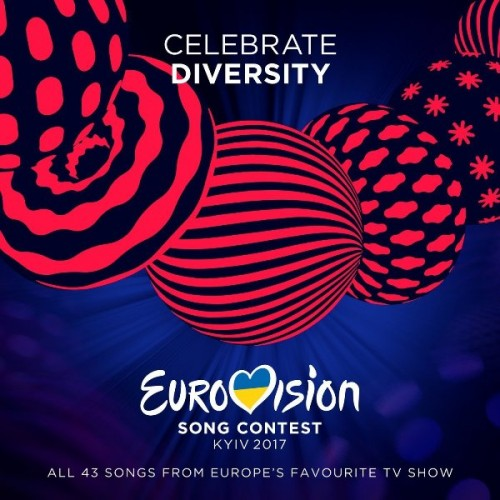 VA - The Official Eurovision Song Contest Kyiv 2017 (2CD) (2017) [MP3] | Pop