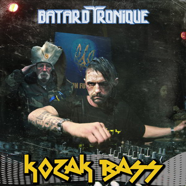 Batard Tronique - Kozak Bass (2016) [MP3] | Electronic experimental