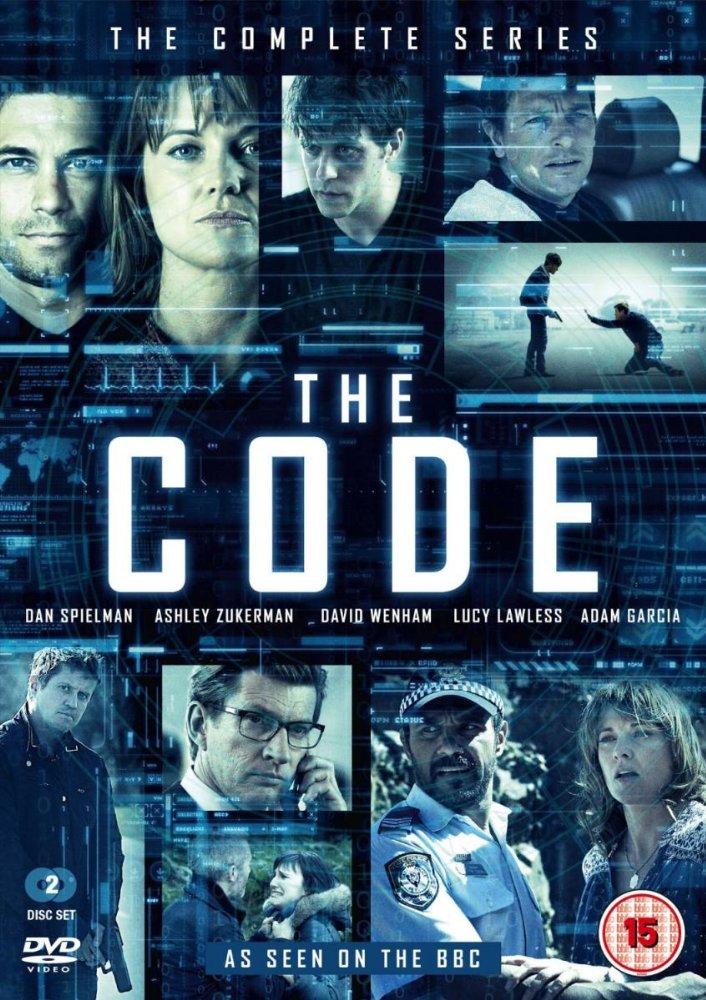 Код 1-2 сезон 1-6 серия Украинский | The Code (Код)