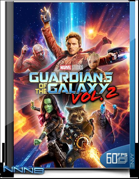 Изображение для Вартові Галактики 2 / Guardians of the Galaxy Vol. 2 (2017) BDRip 720p (60fps) [Ukr] (кликните для просмотра полного изображения)