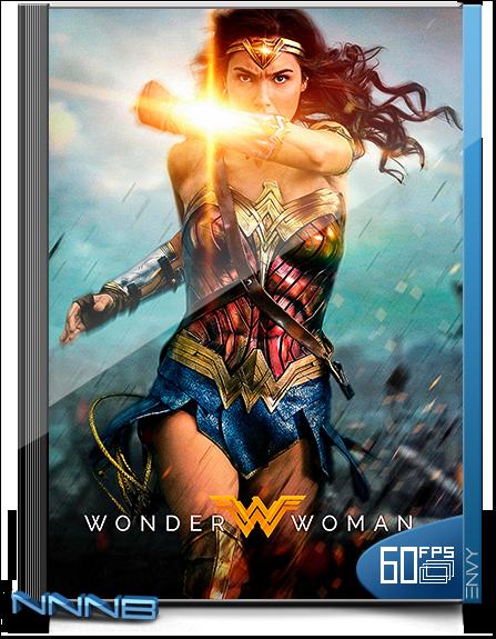 Изображение для Диво-жінка / Wonder Woman (2017) BDRip 720p (60 fps) [Ukr] | iTunes (кликните для просмотра полного изображения)