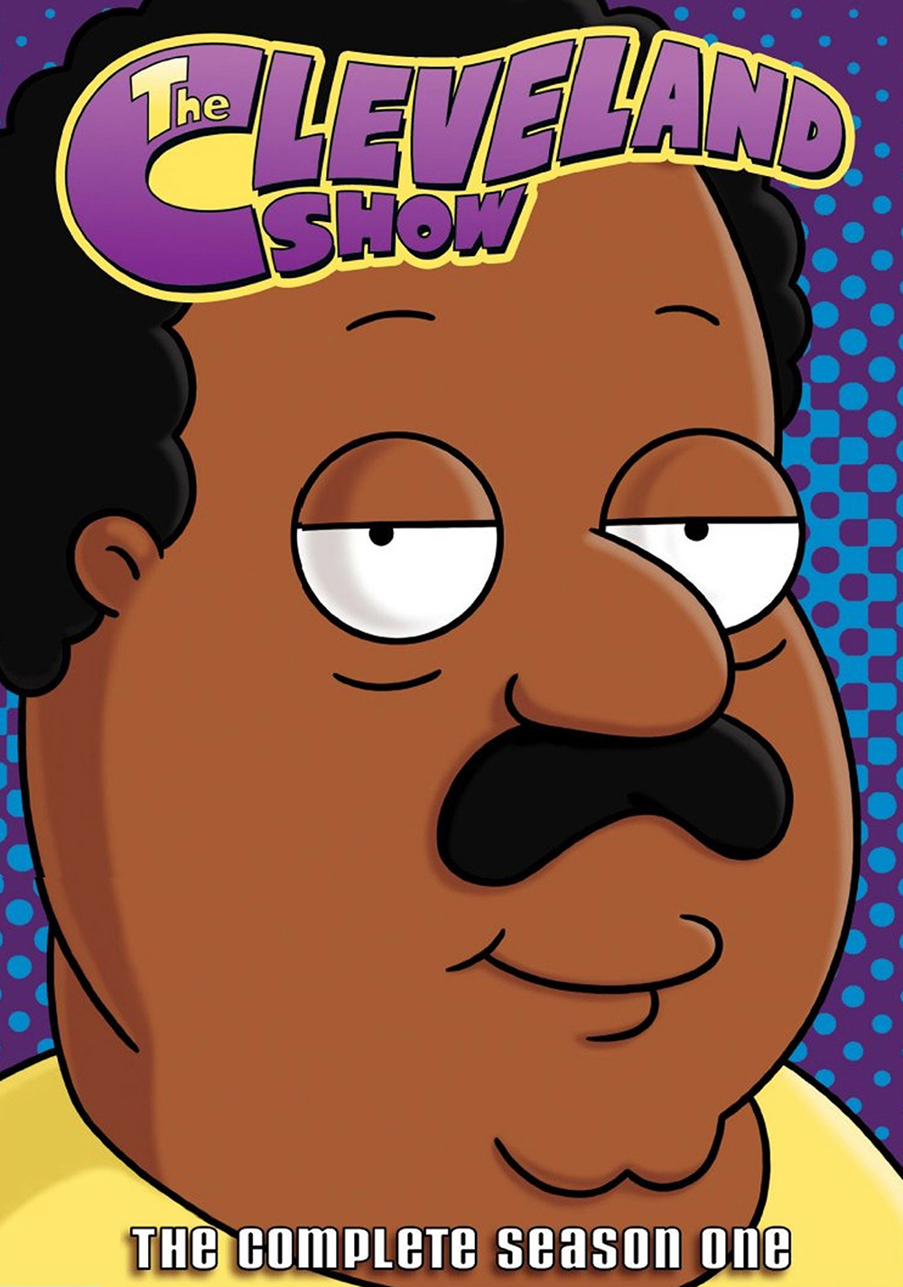 Шоу Клівленда (Сезони 1-3) / The Cleveland Show (Seasons 1-3) (2009-2012) 720p Ukr/Eng