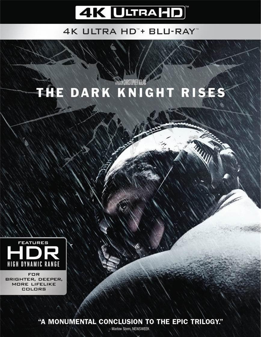 Темний Лицар повертається / The Dark Knight Rises (2012) UHD