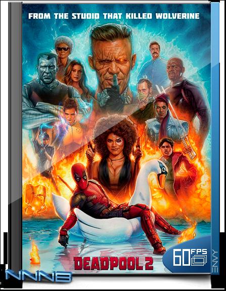 Изображение для Дедпул 2 (Супер-пупер версія) / Deadpool 2 (The Super Duper Cut) (2018) BDRip 720p (60 fps) [Ukr] (кликните для просмотра полного изображения)