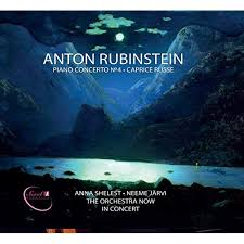 Anna Shelest, The Orchestra Now, Neeme Jarvi (cond) - Rubinstein: Piano Concerto No.4, etc (2018) [] | Classical